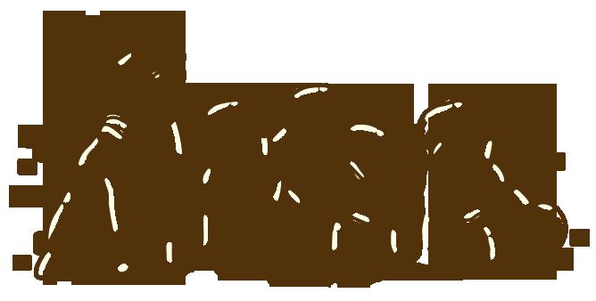 Illustration pugs teacher students