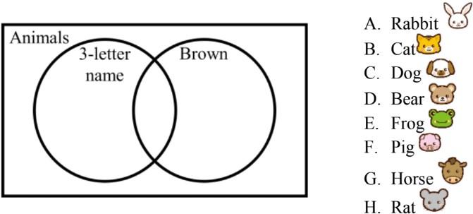 Organizing Data using Venn Diagrams