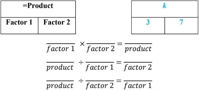 Introduction to Solving Equations with Variables