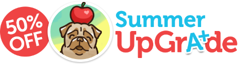 Summer upgrade sale