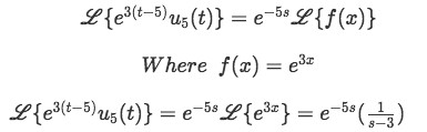 Equation for example 2(b)