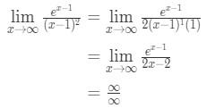 Equation 10: L'hopital's rule twice question pt.3