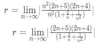 Equation 2: Divergence Ratio test pt. 10