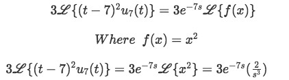 Equation for example 2(c)