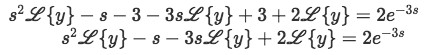 Plugging initial conditions into the differential equation containing a Dirac Delta function