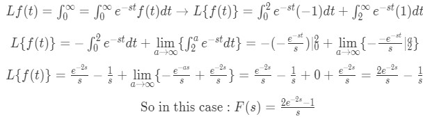 Laplace transform of piecewise function pt.2