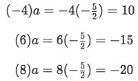 Equation for example 4(b): Applying the proportionality ratio