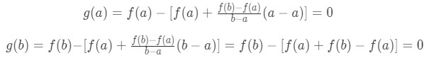Equation 2: Mean Value Theorem proof pt.6