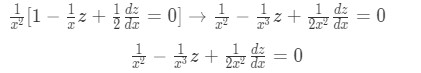 Newly found differential equation with integrating factor value