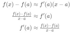 Equation 8: Deriving l'hopital's rule pt.2