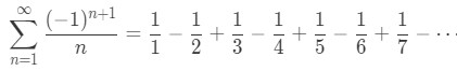 Equation 5: Harmonic Alternating Series Estimation pt.2